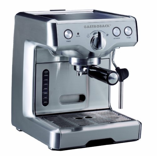 Gastroback Design Espresso Advanced Siebträgermaschine